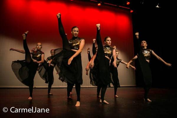 Conditioning dancers in Woking Surrey