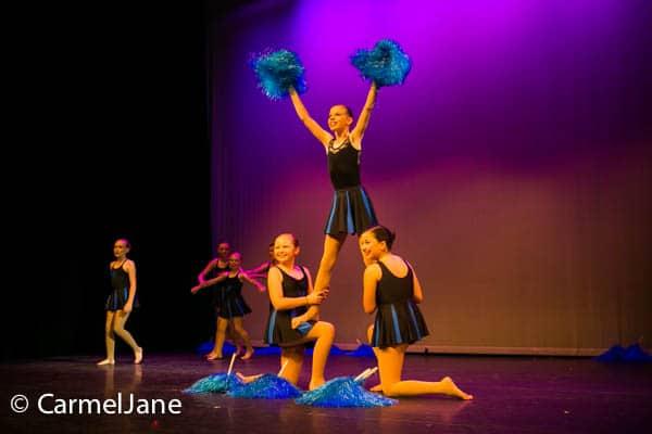 ACRO Dance Classes for Kids in Woking