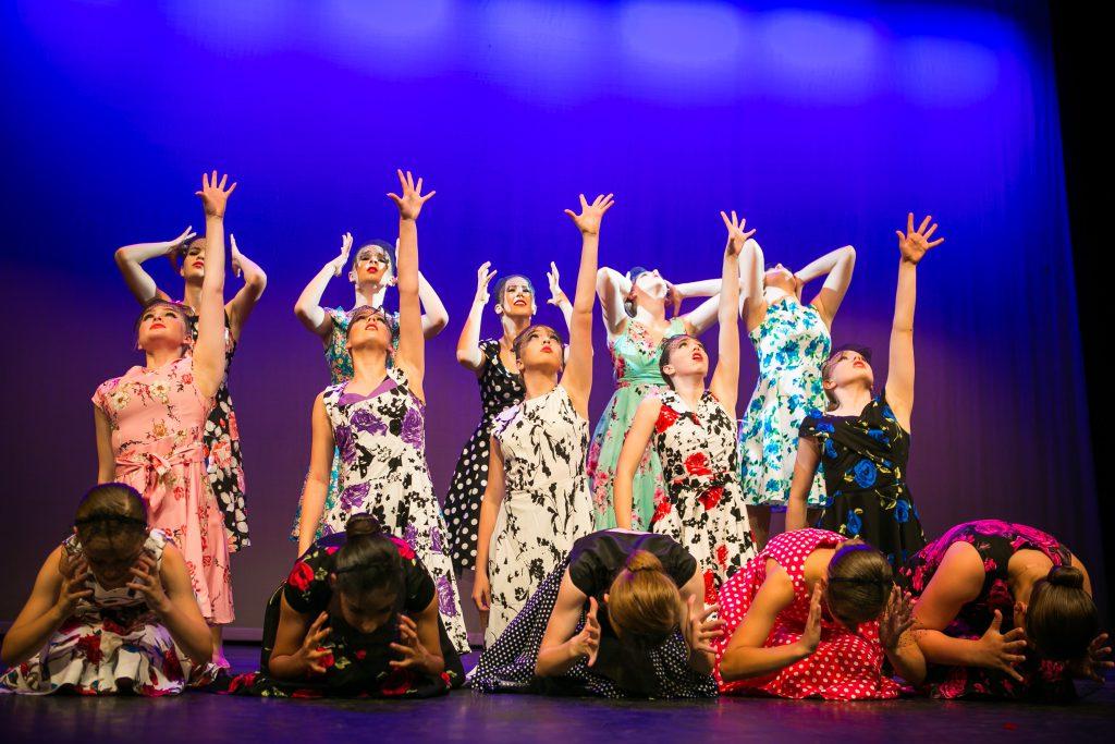 Woking Dance School dancers