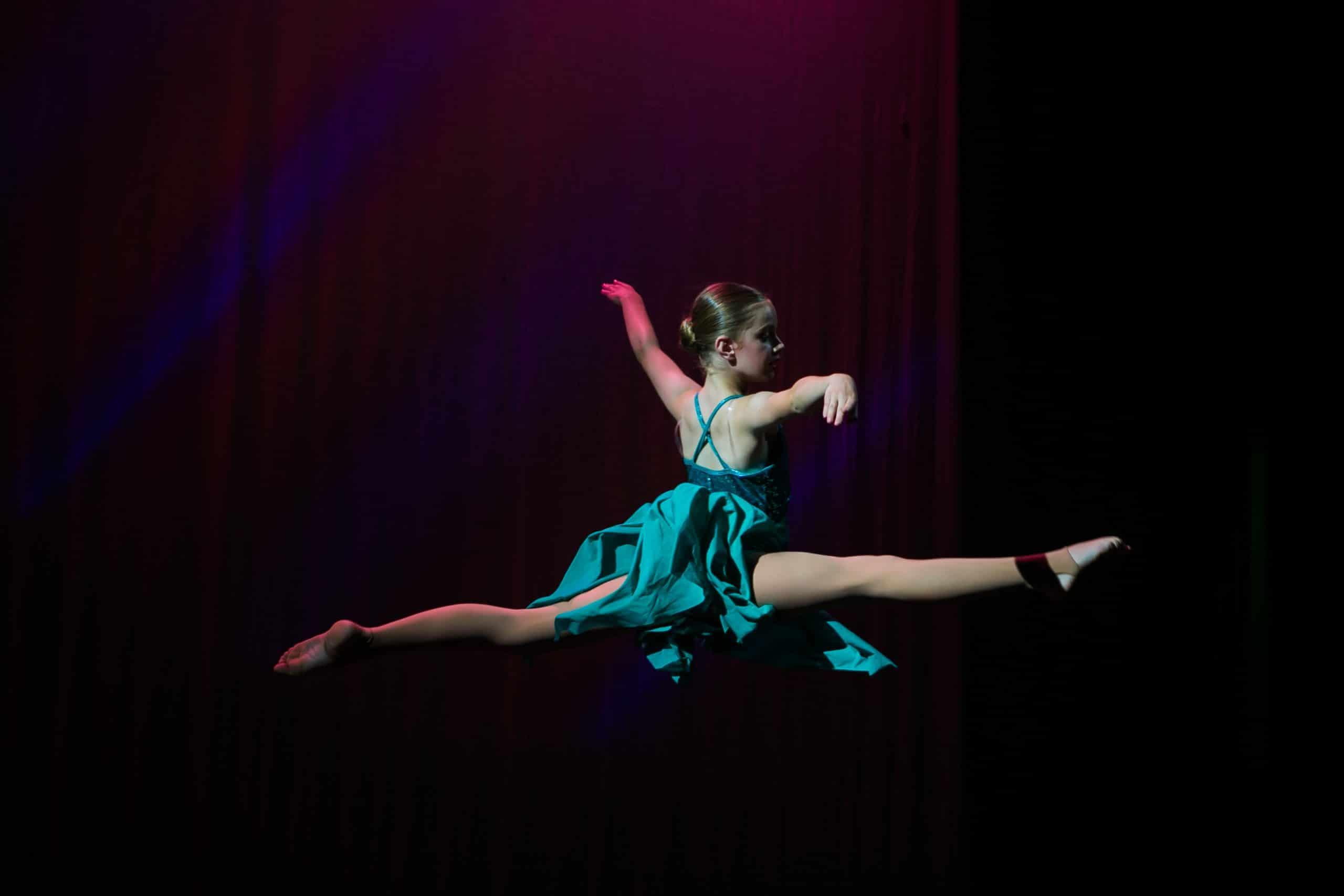 Progressing Ballet Technique dancers in Woking Surrey