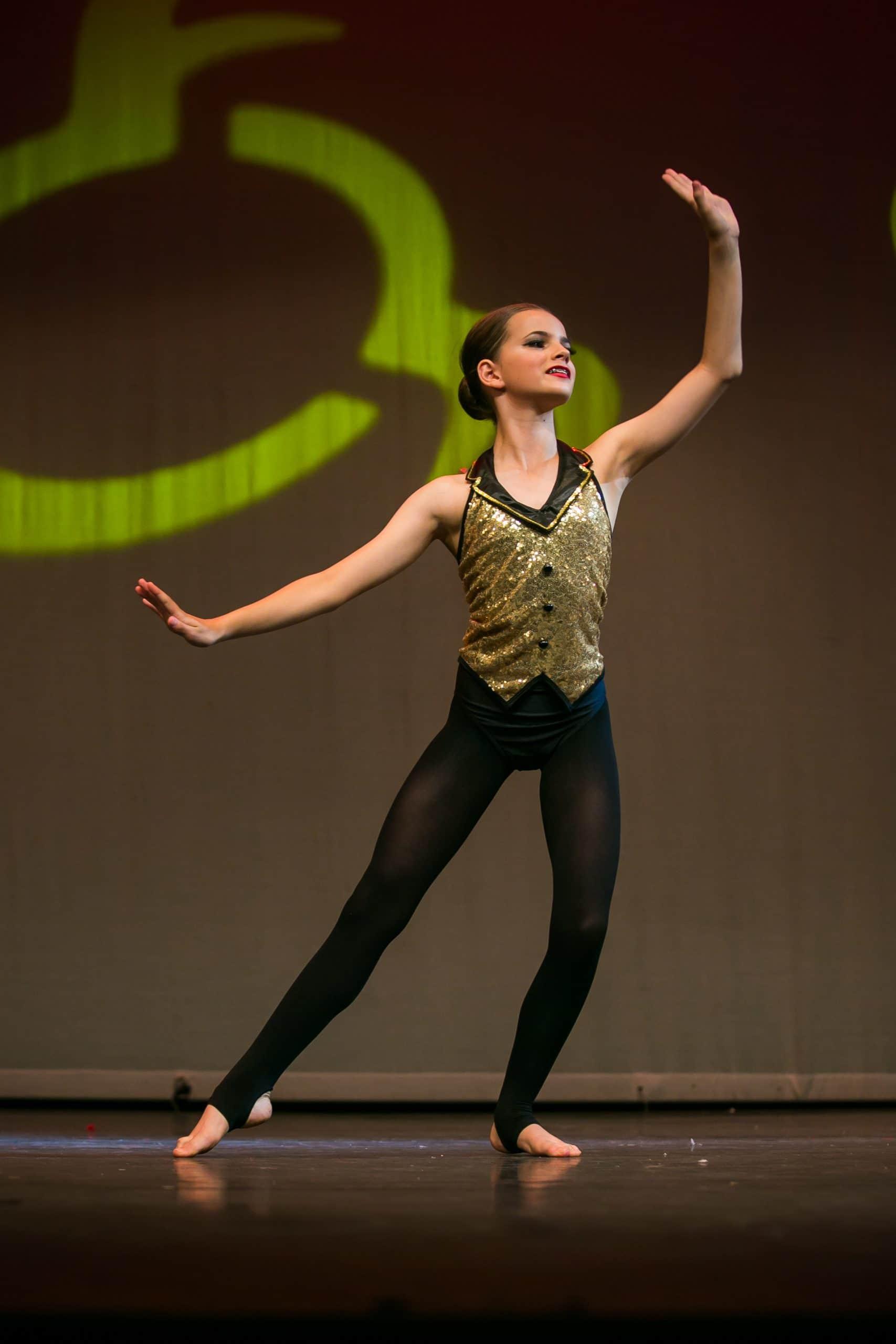Jazz Dance Classes for Kids in Woking