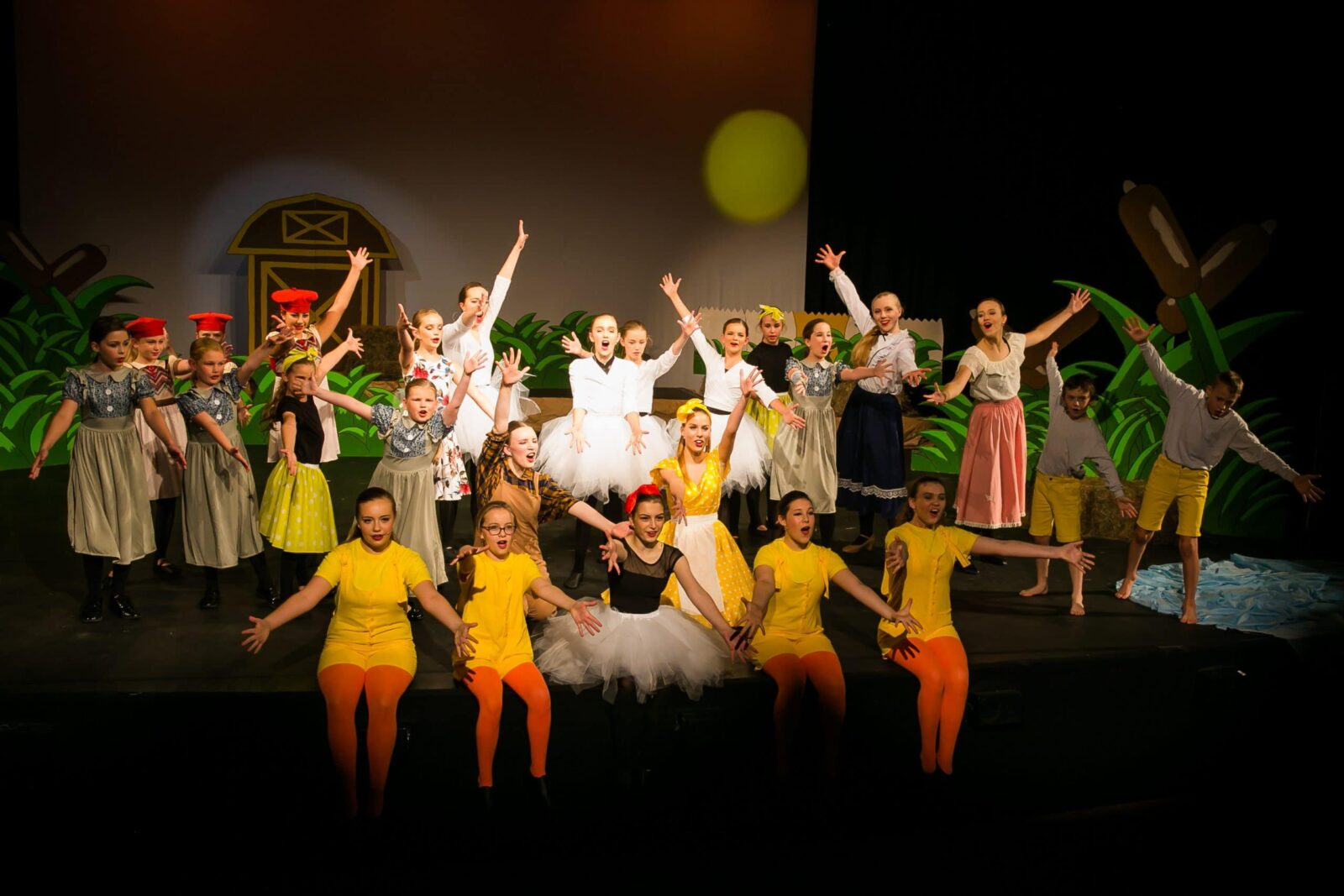 Musical Theatre Dance Classes for Kids in Woking