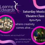 New Jnr Musical Theatre Class starting in September 2020