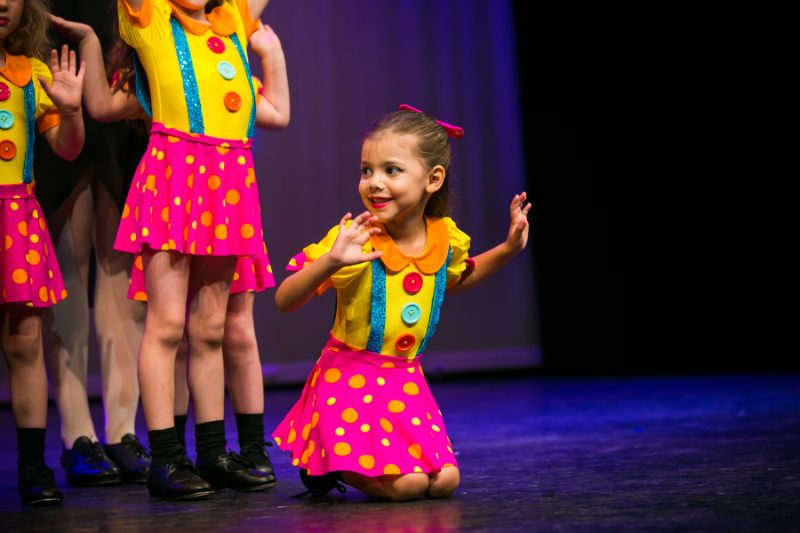 First Ballet, Modern and Tap Dance Classes for Kids in Woking